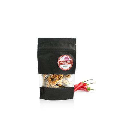 Gevriesdroogde Sprinkhanen Smokey BBQ 9 gram