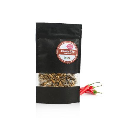 Gevriesdroogde Huiskrekels Smokey BBQ 40 gram