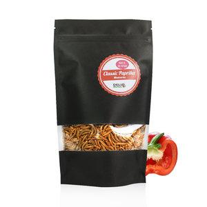 Gevriesdroogde Meelwormen Classic Paprika 70 gram