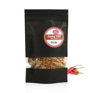 Gevriesdroogde Huiskrekels Smokey BBQ 70 gram