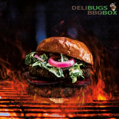 Delibugs BBQ Box