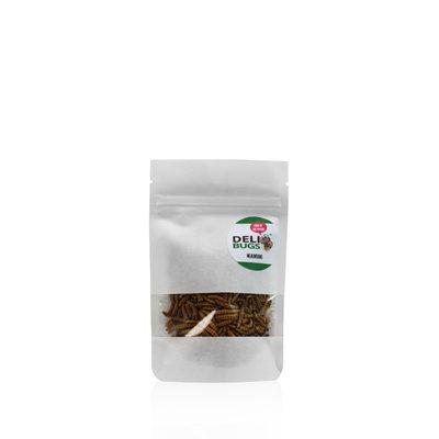 Gevriesdroogde Meelwormen 13 gram