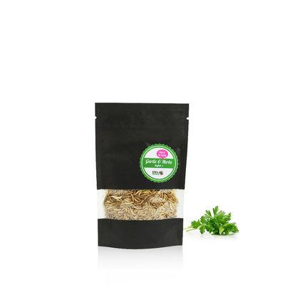 Gevriesdroogde Buffalo's Garlic&Herbs 15 gram