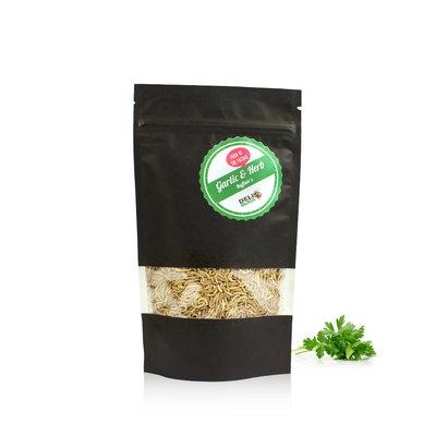 Gevriesdroogde Buffalo's Garlic&Herbs 50 gram