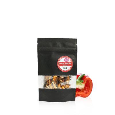 Gevriesdroogde Sprinkhanen Classic Paprika 9 gram