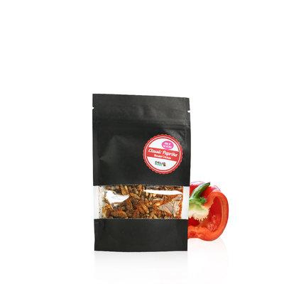 Gevriesdroogde Bandkrekel Classic Paprika 15 gram