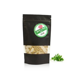 Buffalo's Garlic & Herbs