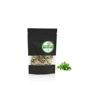 Gevriesdroogde Huiskrekels Garlic&Herbs 15 gram